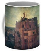 We Are All Made Of Stars Coffee Mug by Laurie Search