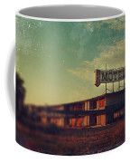 We Met At The Old Motel Coffee Mug by Laurie Search