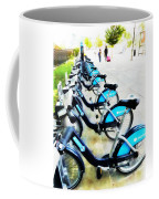 We Prefer To Walk Coffee Mug