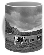 Weather Talk Monochrome Coffee Mug