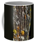 Weathered Post Coffee Mug