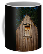 Weathered Structure Coffee Mug