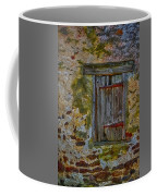 Weathered Vibrancy Coffee Mug