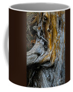 Weathered Wood Coffee Mug