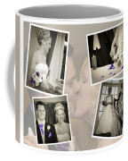 Wedding Album Page - Fine Art Coffee Mug