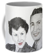 Wedding Day 1954 Coffee Mug