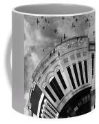 Wee Bryan Texas Detail In Black And White Coffee Mug