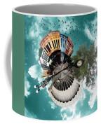 Wee Downtown Bryan Coffee Mug by Nikki Marie Smith