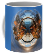 Wee Lake Vuoksa Twin Islands Coffee Mug