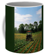 Weeding A Cabbage Field, Ireland Coffee Mug