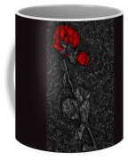 Weep Of A Rose  Coffee Mug