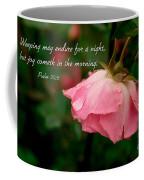 Weeping Coffee Mug
