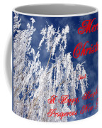 Weeping Willow Christmas Coffee Mug