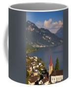 Weggis Switzerland Coffee Mug