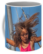 Weightless Hair Coffee Mug