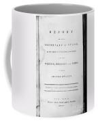 Weights, Measures & Coins Coffee Mug