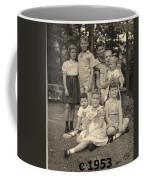 Weiner Cousins C 1953 Coffee Mug