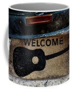 Welcome Coffee Mug