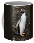 Welcome From A Gentoo Penguin Coffee Mug