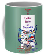 Welcome To Corporica Coffee Mug
