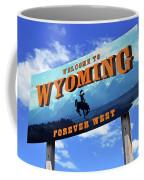 Welcome To The West Coffee Mug
