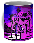 Welcome To Vegas No.2 Coffee Mug