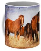 Welcoming Committee Coffee Mug