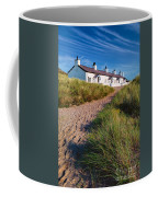 Welsh Cottages Coffee Mug by Adrian Evans