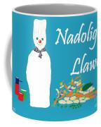 Welsh Snowman Chef Coffee Mug