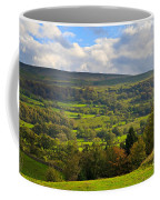 Wensleydale Near Westholme Bank In The Yorkshire Dales Coffee Mug
