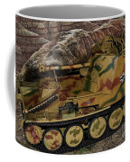 Wespe 105 Mm Self-propelled Gun Coffee Mug