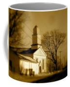 West Barre Church Coffee Mug