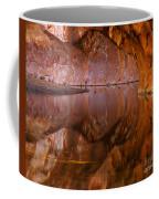 West Fork Illusion Coffee Mug by Mike  Dawson