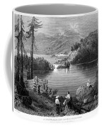 West: Settlement, C1838 Coffee Mug