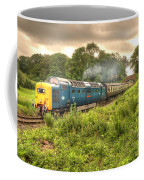 West Somerset Deltic Coffee Mug