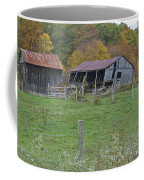 West Virginia Barn 3211 Coffee Mug