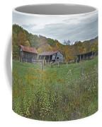 West Virginia Barn 3212 Coffee Mug