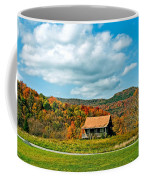 West Virginia Homestead Coffee Mug