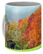 West Virginia Maples 2 Coffee Mug