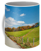 West Virginia Wandering 3 Coffee Mug