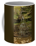 West Virginia Waterfall Coffee Mug