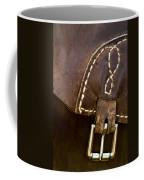 Western Chaps Detail Coffee Mug