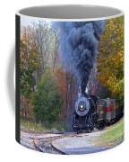 Western Maryland Steam Train Coffee Mug