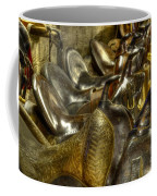 Western Saddles Coffee Mug