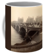 Westminster Bridge - London - C 1887 Coffee Mug