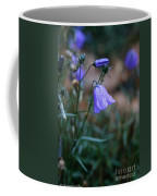 Wet Bellflower Coffee Mug