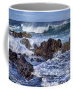 Wet Lava Rocks Coffee Mug