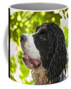 Wet Puppy 2 Coffee Mug