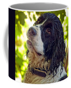 Wet Puppy Coffee Mug