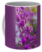 Wet Purple Coffee Mug